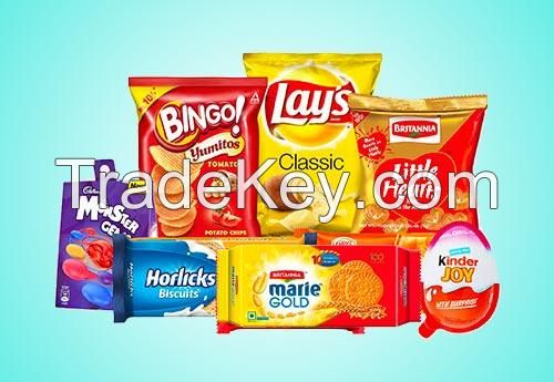 Biscuits snacks and cereals