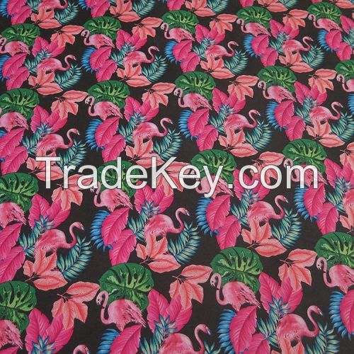 COLORFUL PVC/PU COATED MULTIPLE PRINTED OXFORD FABRICS FOR BAGS.