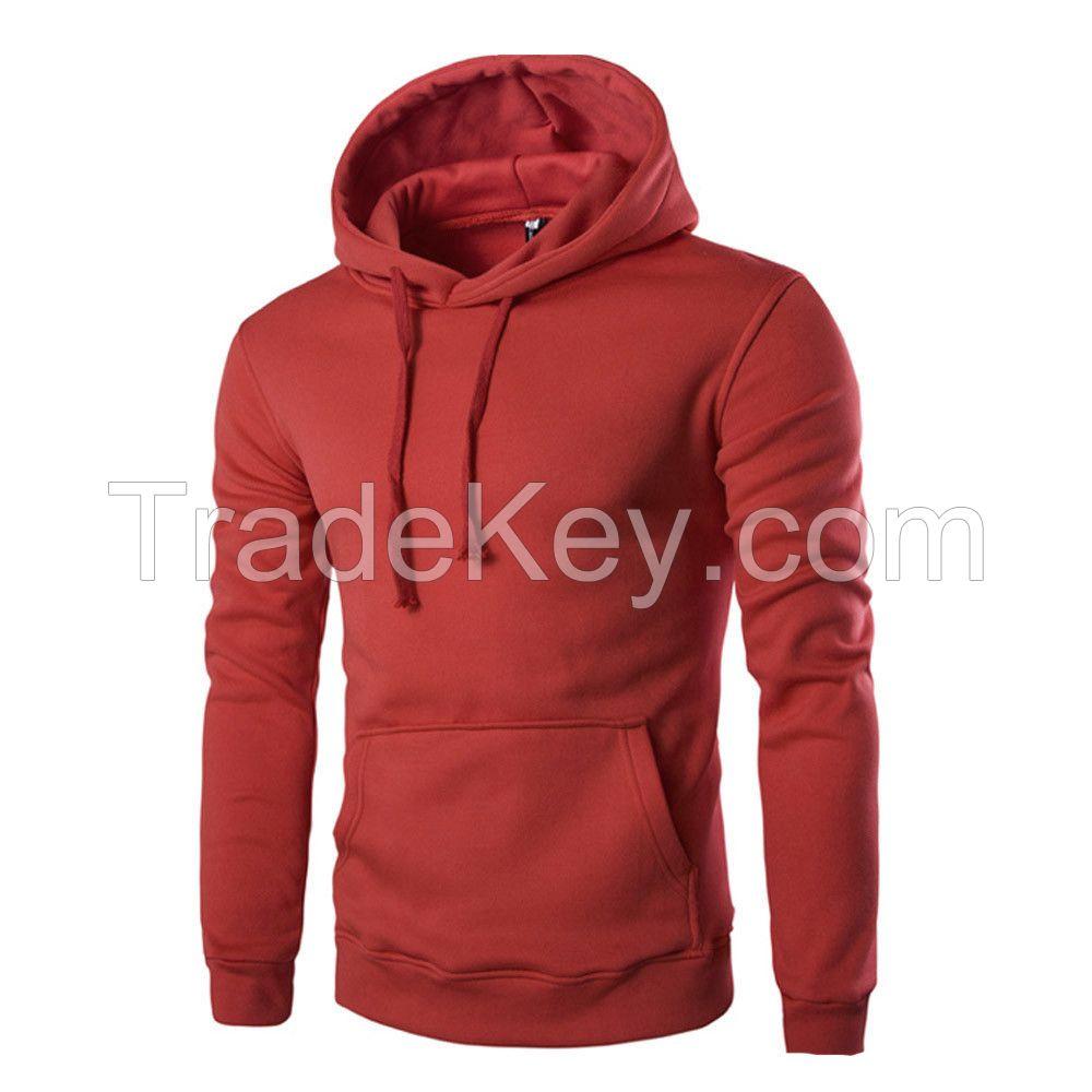 Custom good quality pullover hoodies for Men