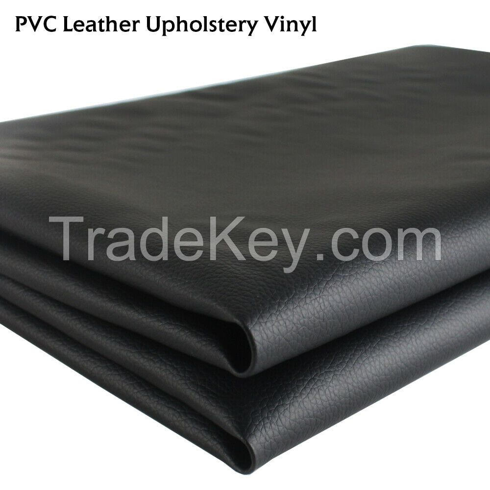 Premium Marine Grade Vinyl Fabric Faux Leather Auto Boat Seat Replace Upholstery