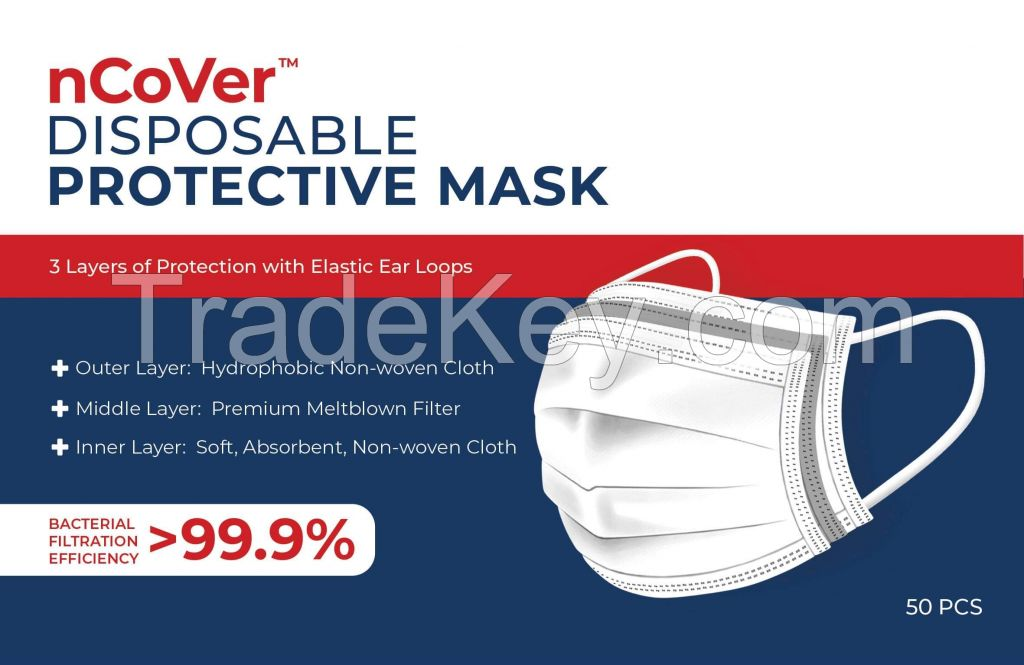 Face Mask 3 Ply