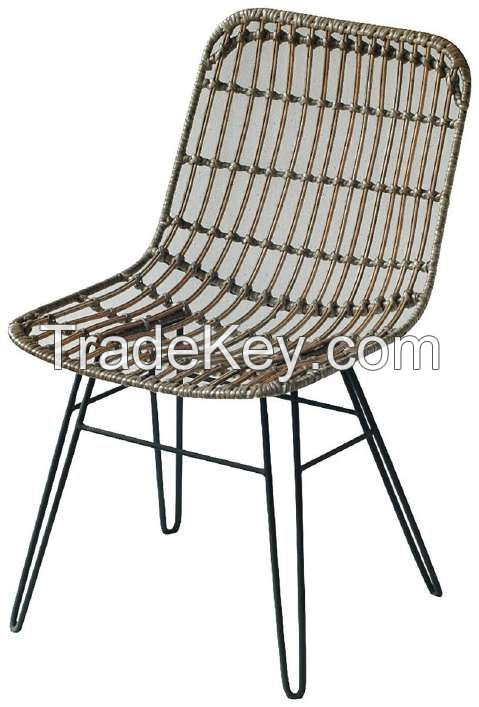 Outdoor Furnitures - Wicker Chairs Armchairs