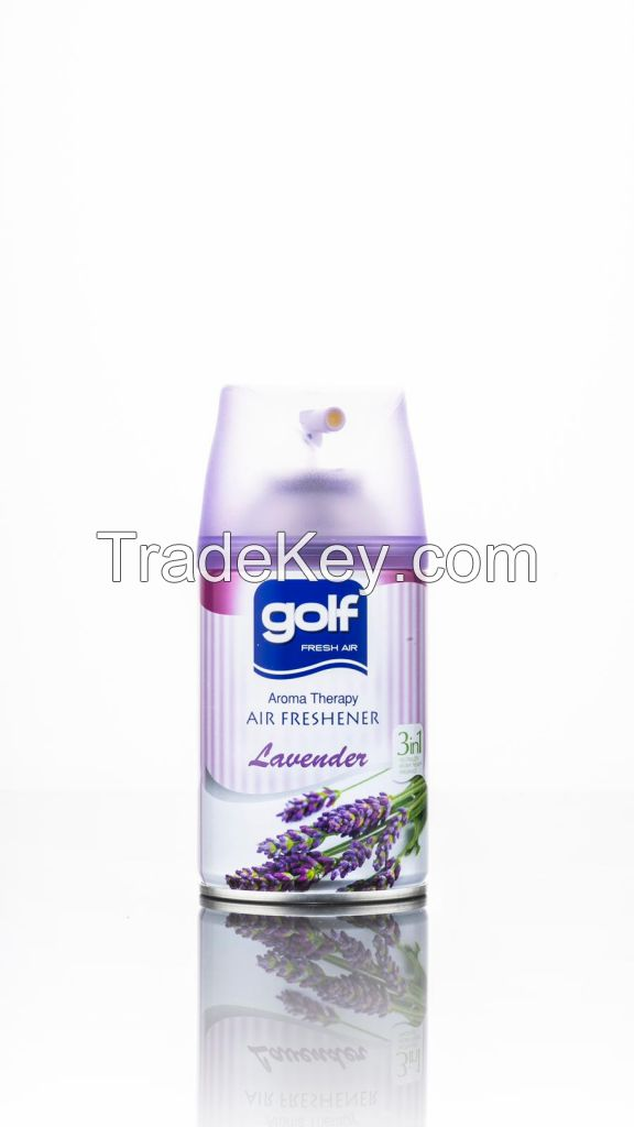 Golf Lavender Air Freshener Aroma Therapy