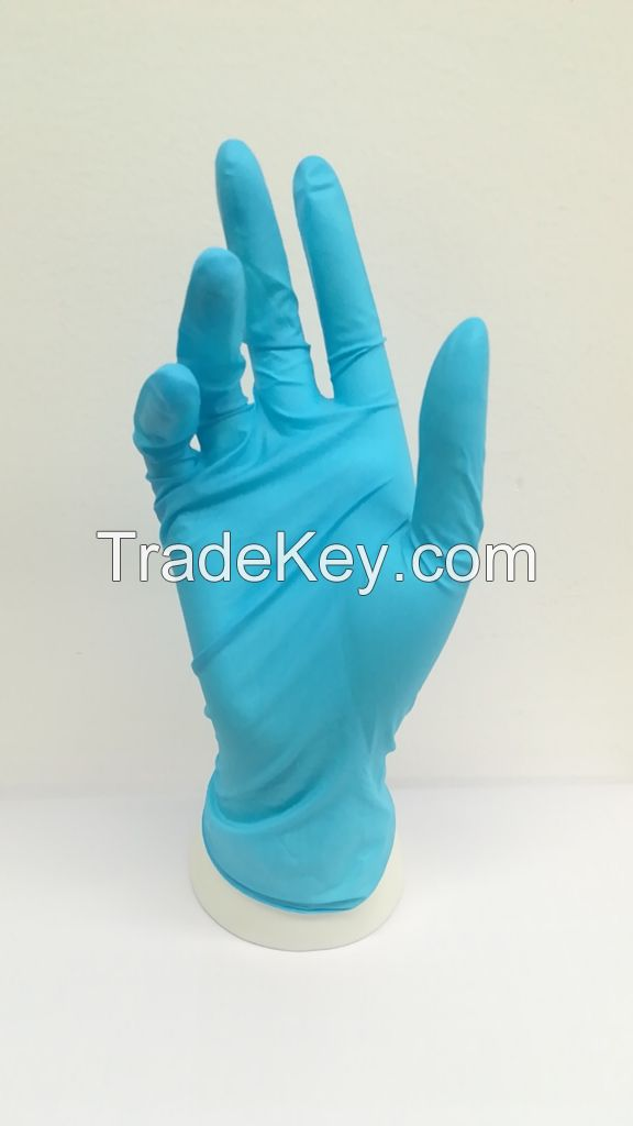 Compound Nitrile Examination Gloves