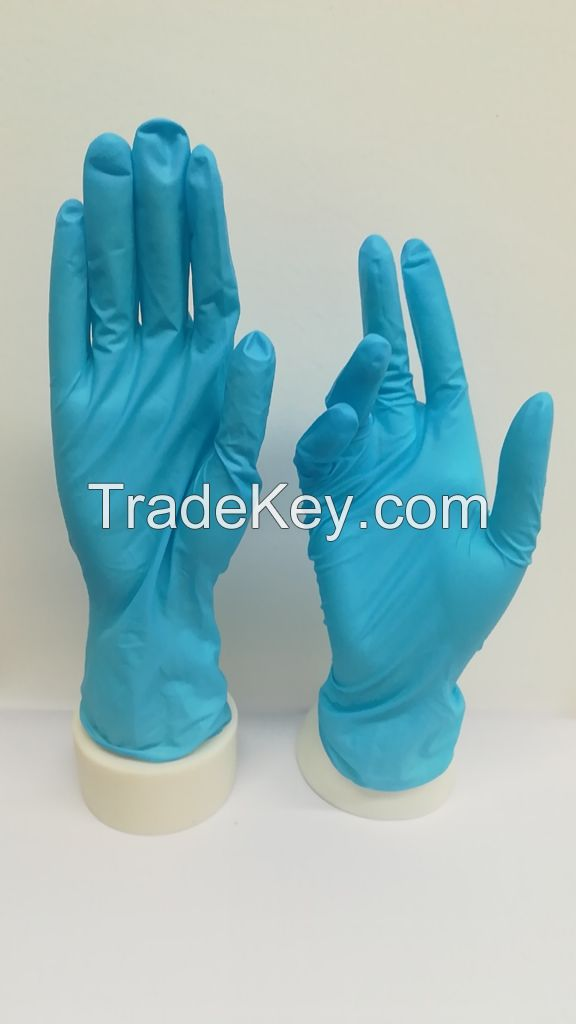Compound Nitrile Examination Gloves