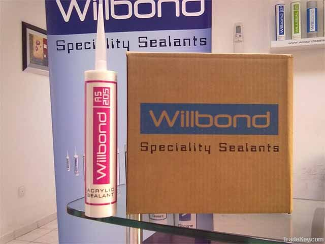 WILLBOND AS 205 ACRYLIC SEALANT