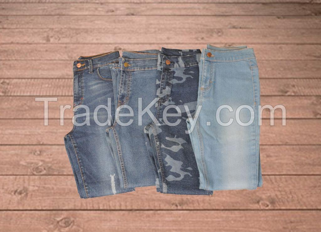 Jeans Cotton 98%