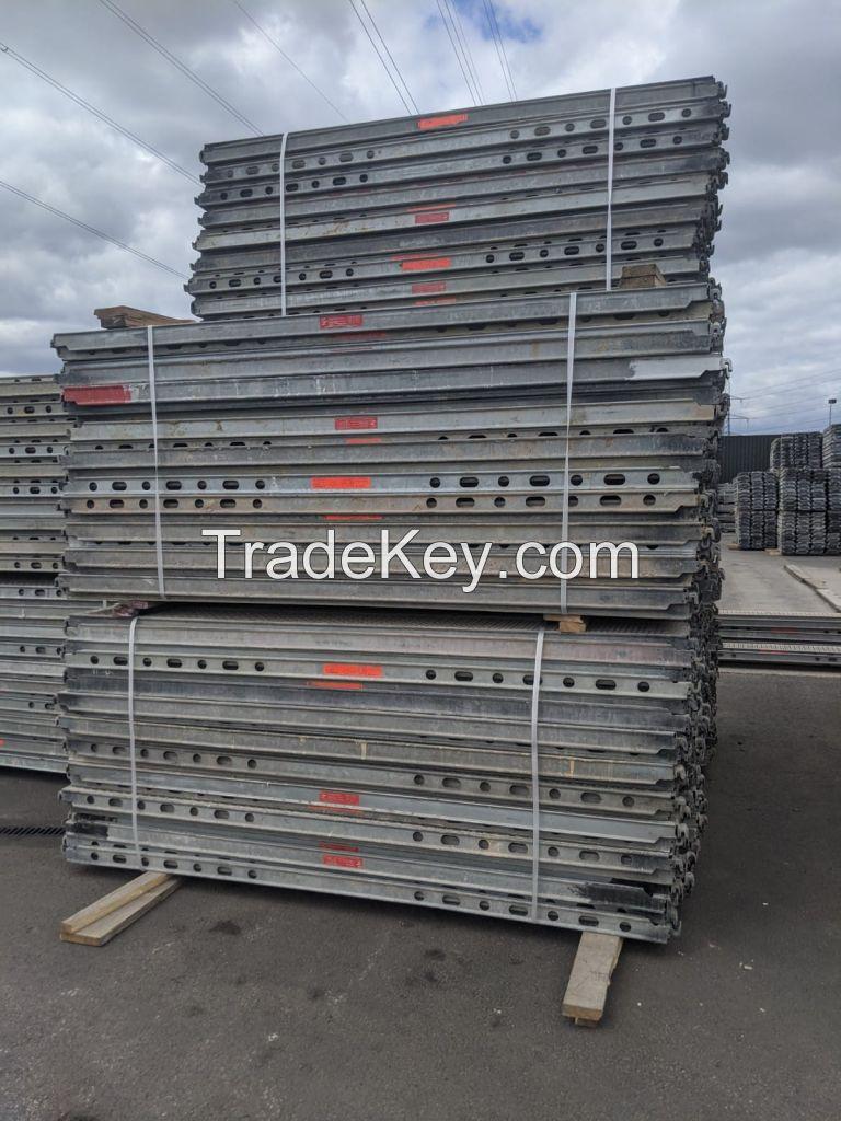 Layher ALLROUND modular scaffold system