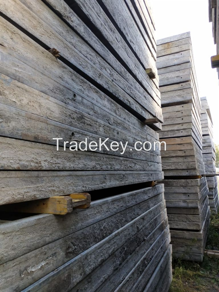 Doka, Framax wall formwork material
