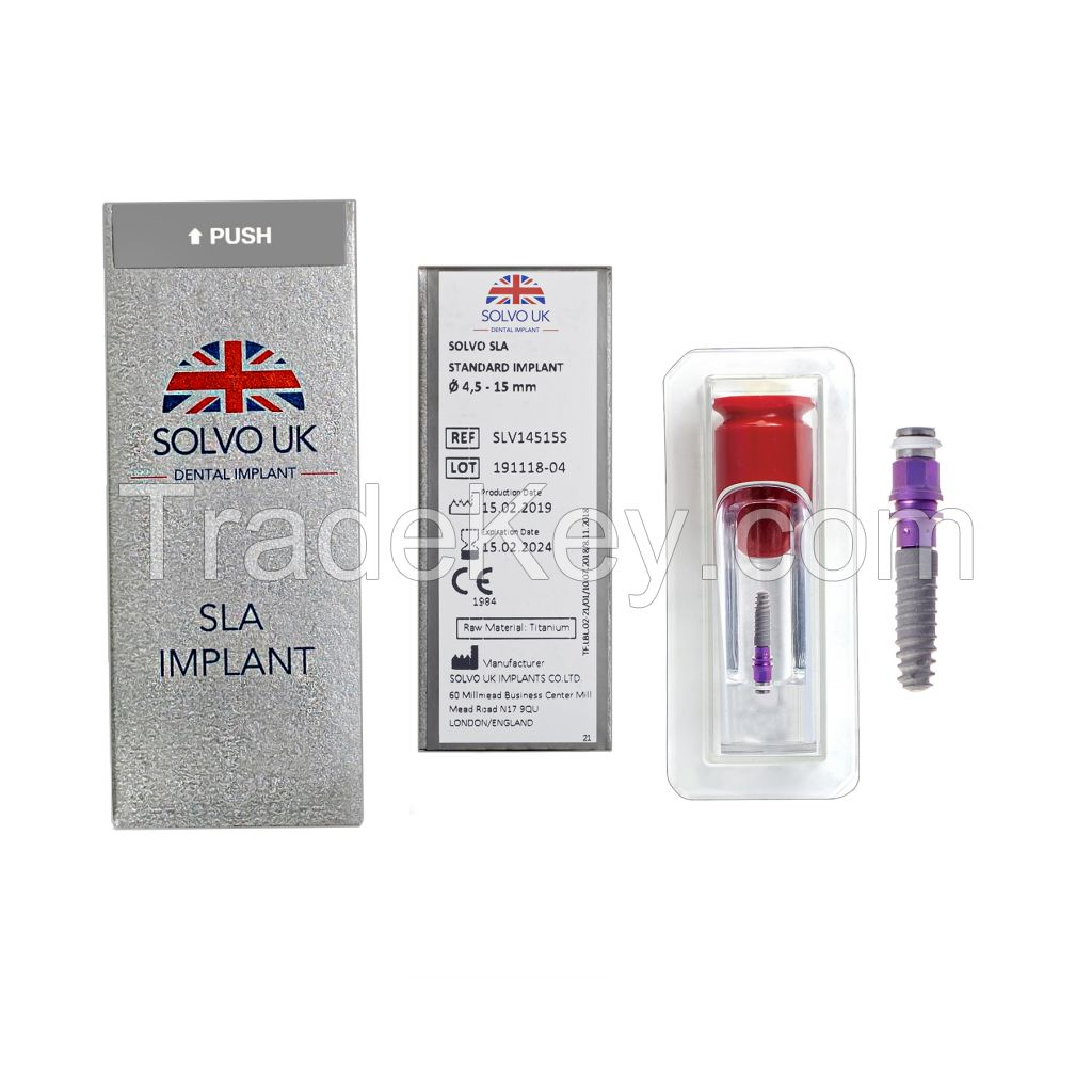 SOLVO UK Implants