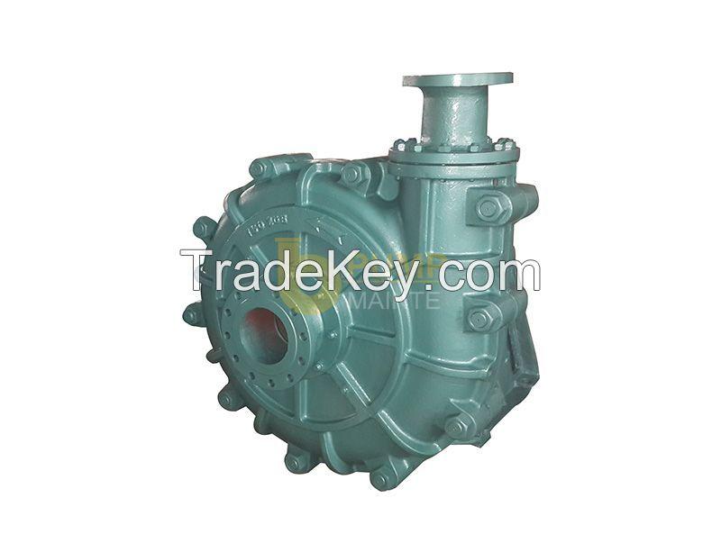 Single-suction High Head horizontal centrifugal slurry pump