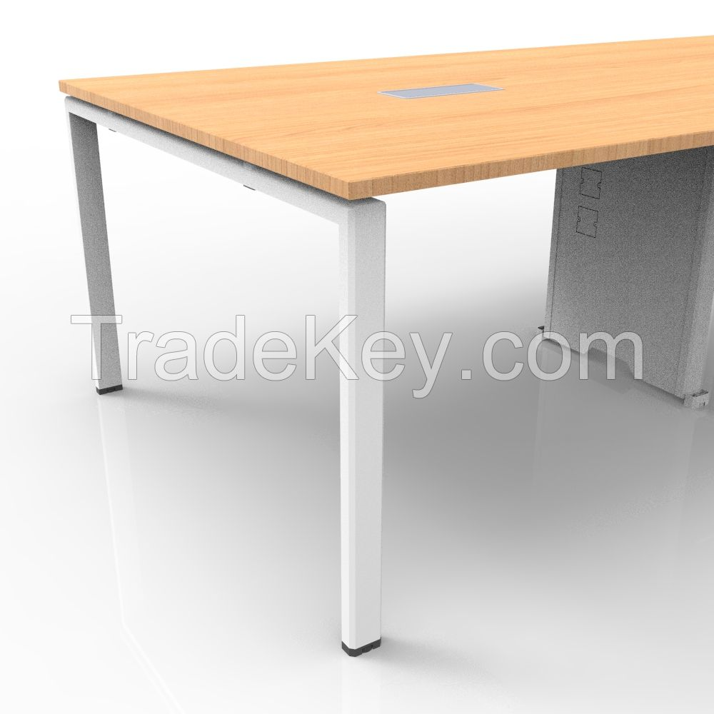 Conference Table Simple Modern Negotiation Table Office Room Furniture  Large Meeting Table