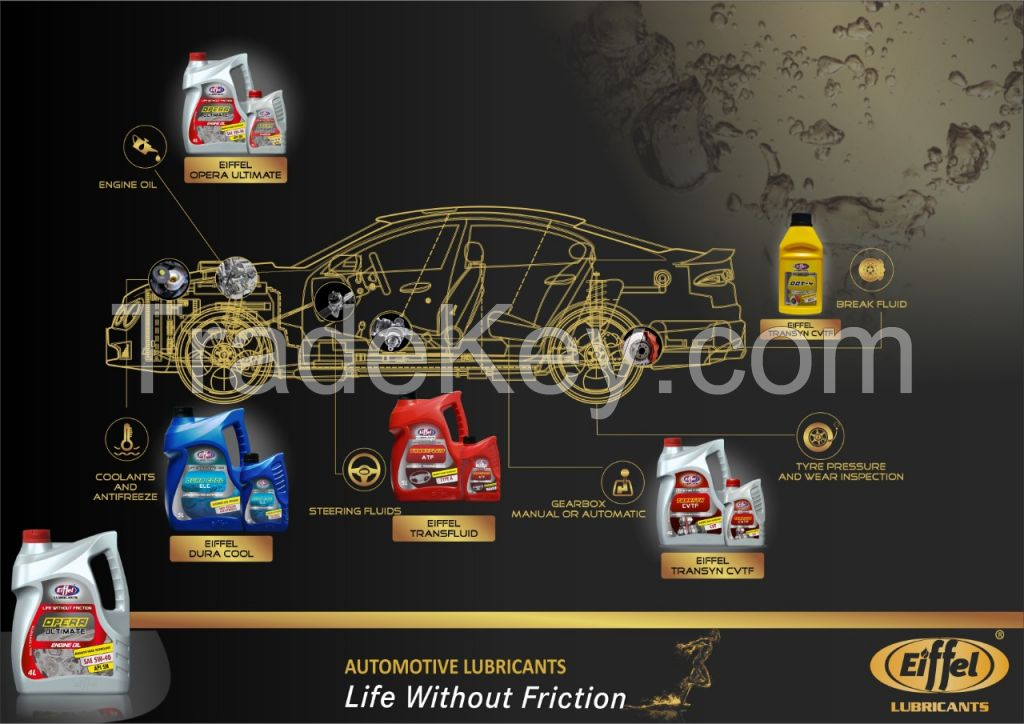 Eiffel Lubricants and Grease