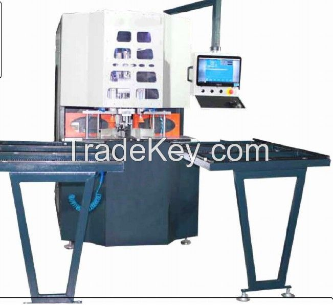 2 AXIS CNC CORNER CLEANING MACHINE