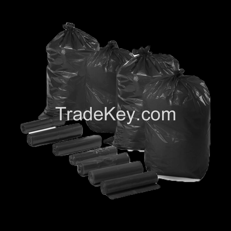 HIGH QUALITY  STAR SEAL TRASH BAGS ON ROLL FROM HANPAK JSC