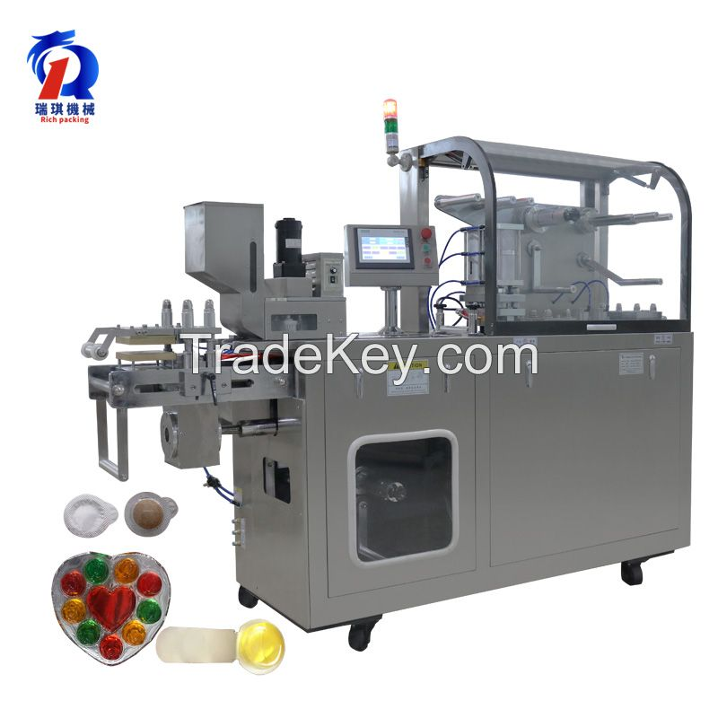 Automatic Capsule Blister Packing Machine  Blister Packaging Machine Dpp-160