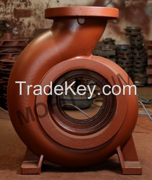 centrifugal pump casing casting
