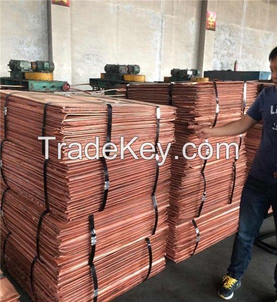 cheapest Grade A Copper Millberry 99.99% copper scrap