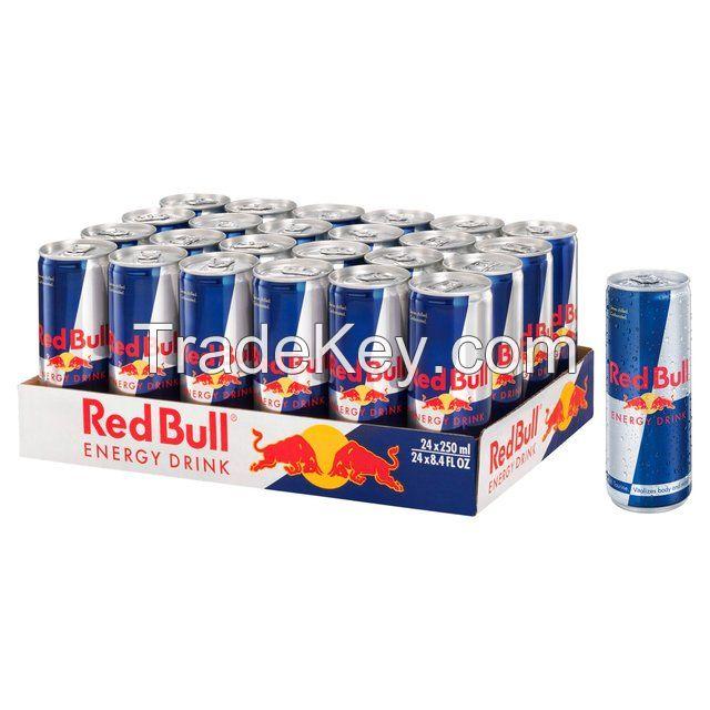 Red bulls energy drink / Red Bulls 250 ml Energy Drink / Wholesale Redbulls
