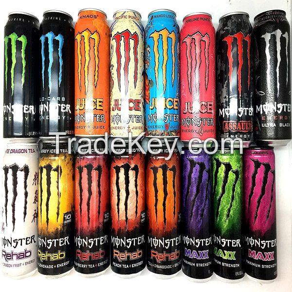 wholesale Monsters /Energy Drink 500ml / Monster Energy Drink 500ML