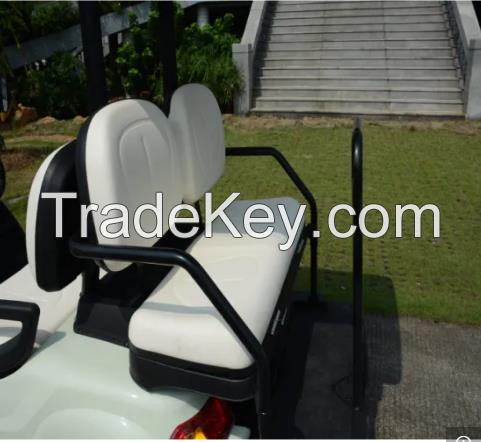 2 passenger cute golf cart with high quality ev conversion kit for car