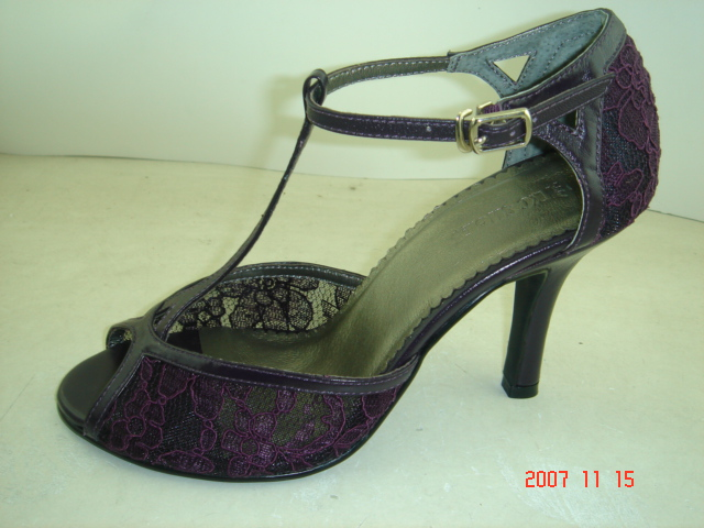 High Fashion Sandal