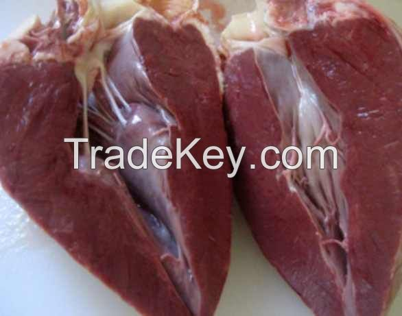 Frozen halal beef tongue and beef pizzle