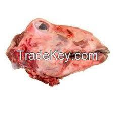 Frozen halal goat meat