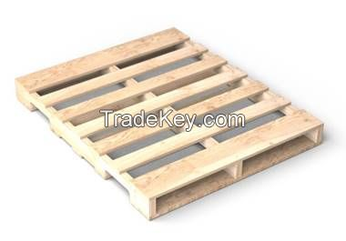 Stringer  Wooden Pallet