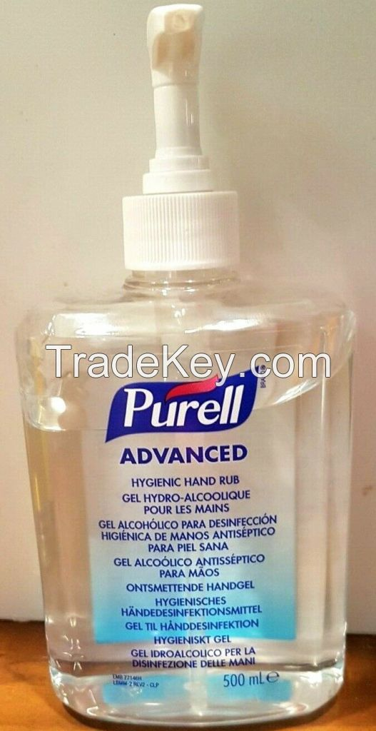 Pay with Paypal for PURELL HAND SANITIZER, ADVANCED, REFRESHING GEL