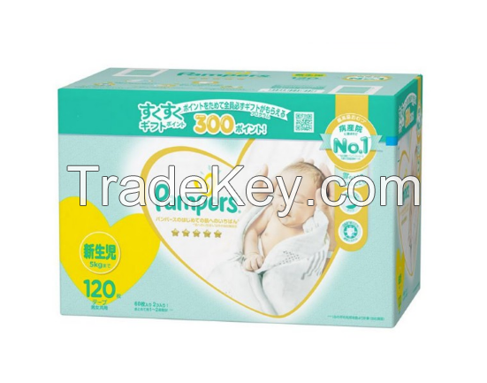 Baby diaper Pampers soft Large incremental Baby Diapers Pants