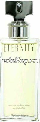 ETERNITY by Calvin Klein perfume for women EDP 3.3 / 3.4 oz New tester