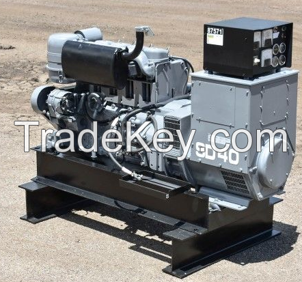 Used Gensets