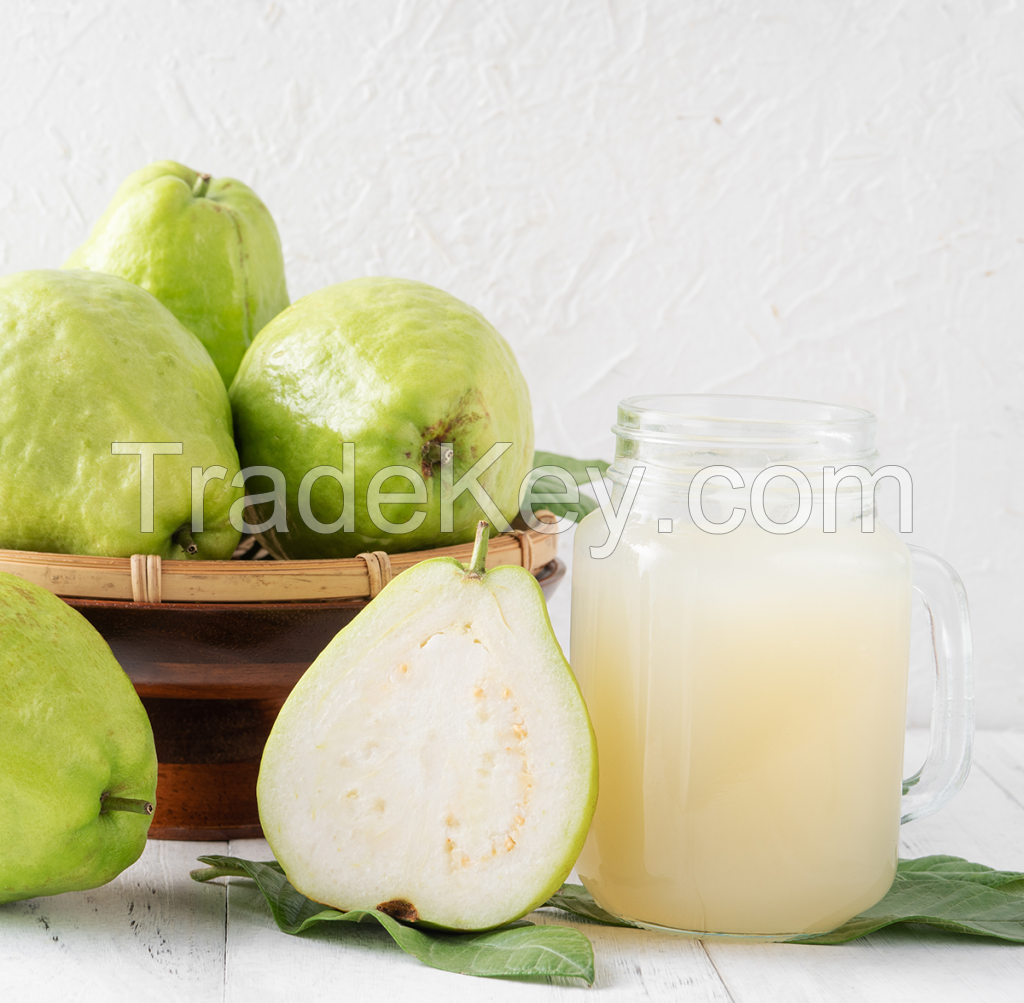 White Guava puree