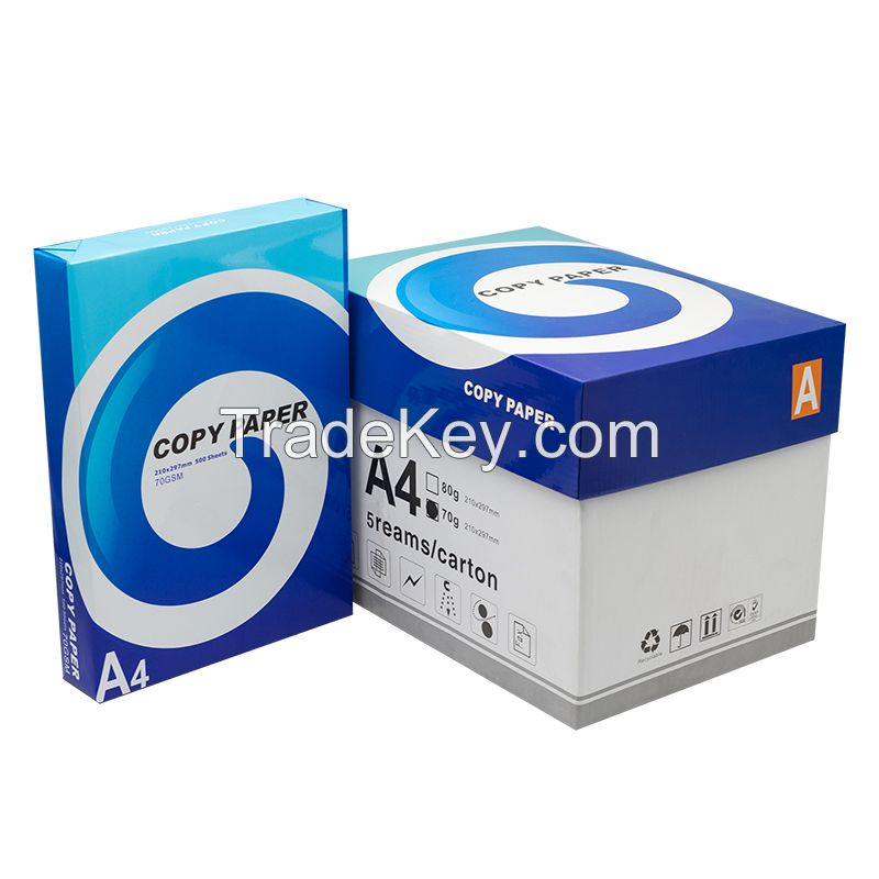 2020 Popular Cheap A4 Original Paper 80 gsm 500sheets A4