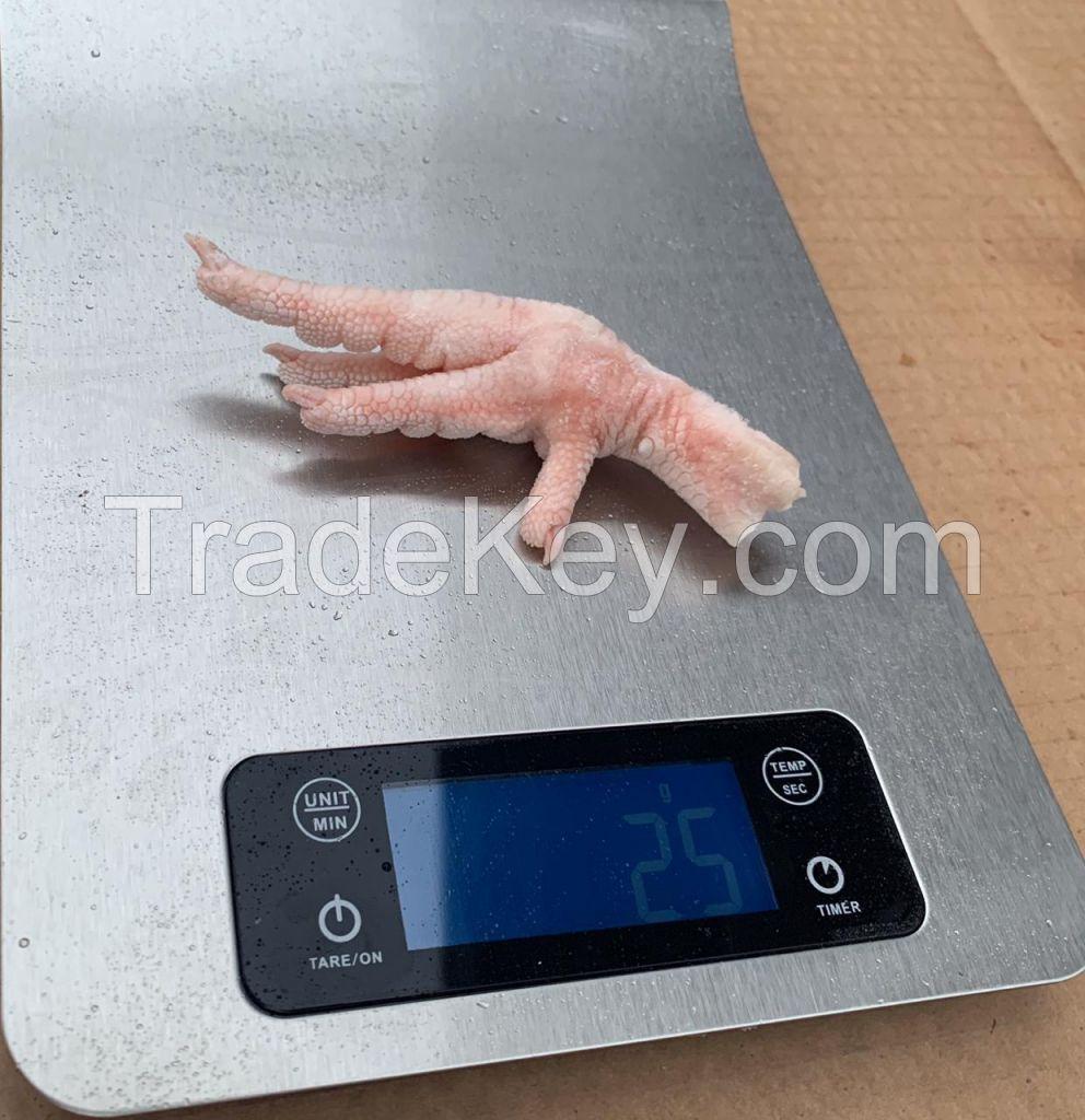 Supplier chicken paws for export - Brazil Origin