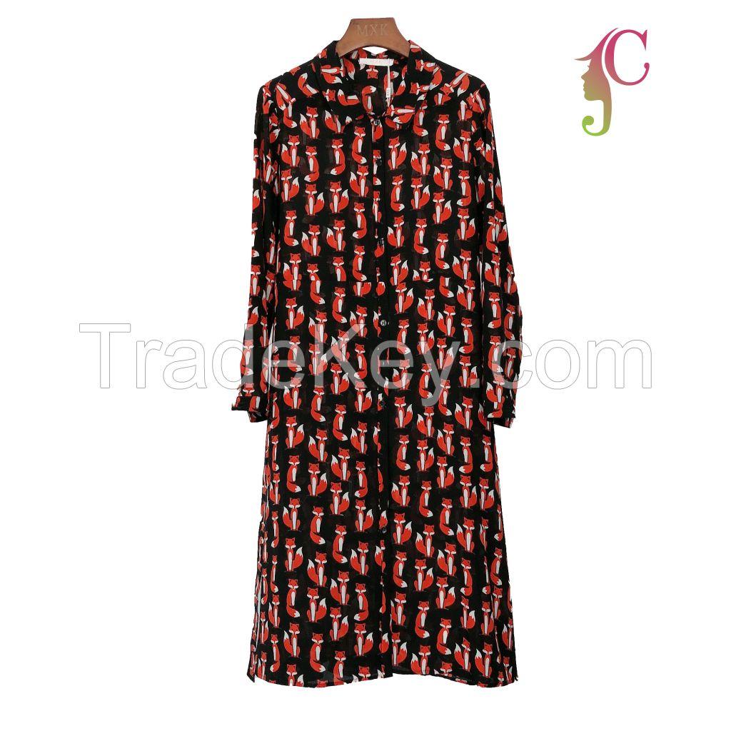 Dress processing