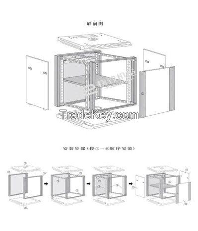 SECC cabinet
