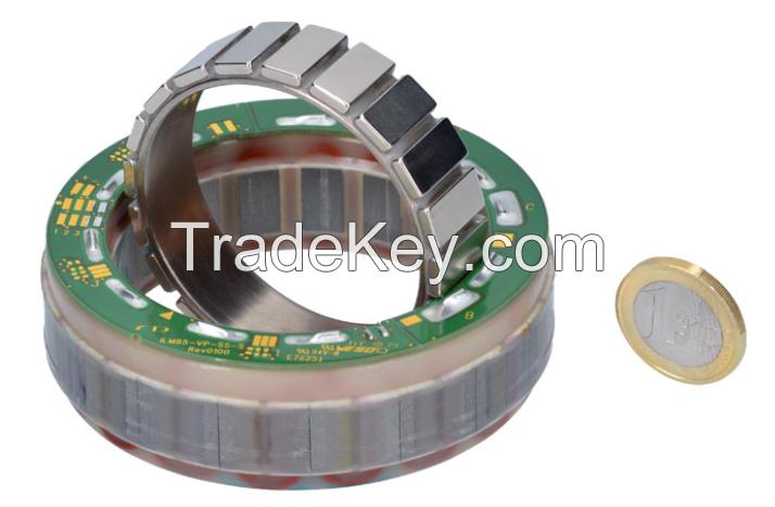 Servo kits ILM85x23 6W | 2.56 Nm | 1730 rpm | 48 V