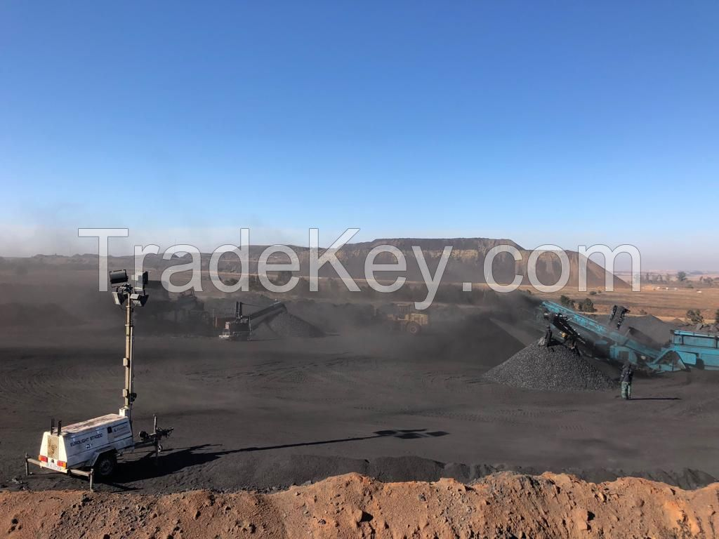 Steam Coal 4.800 KCAL/KG