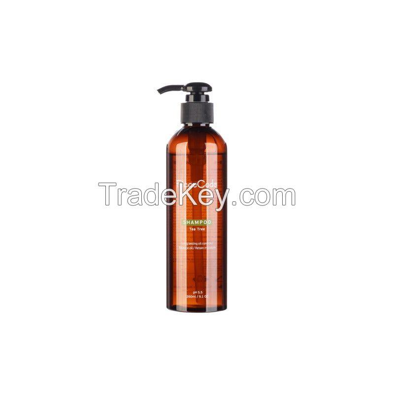 Tea Tree Shampoo - FicceCode