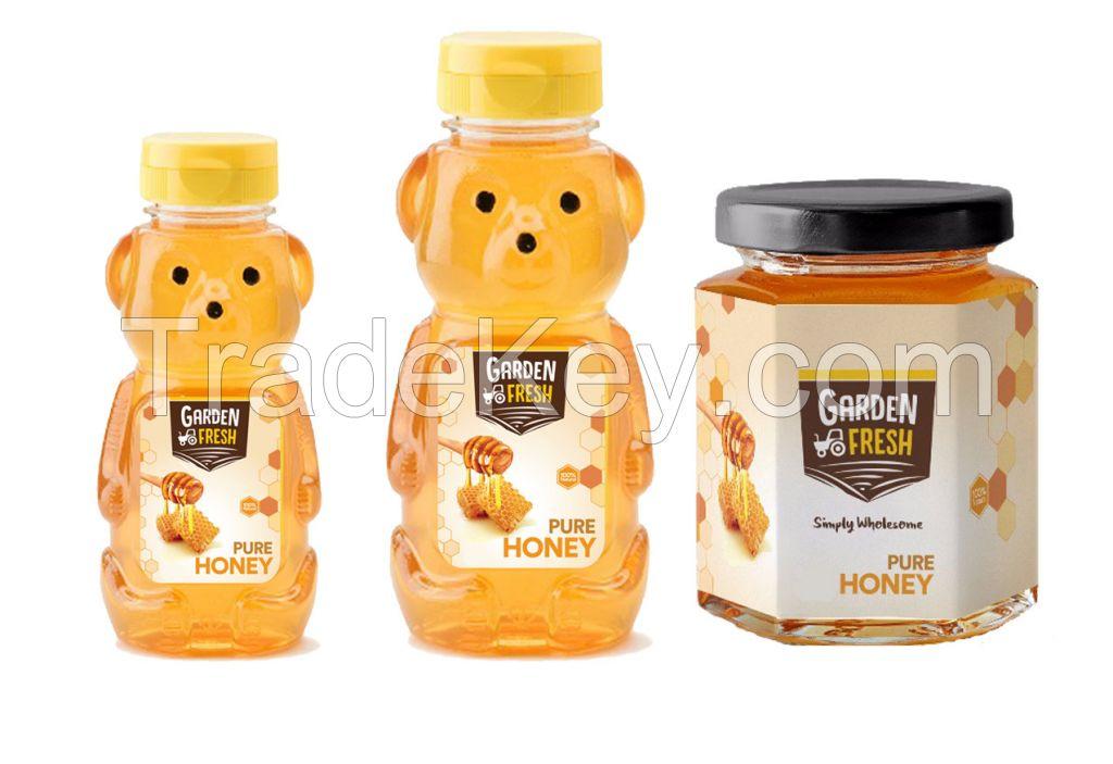 100 % Pure Clover Honey