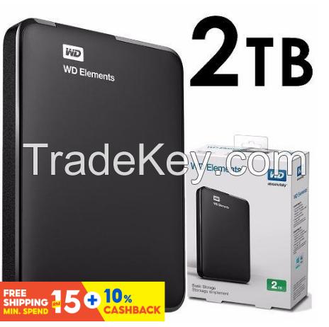 1TB / 2TB / 3TB / 4TB Transcend Storejet 25H3P Rugged USB3.0 ShockProof HDD