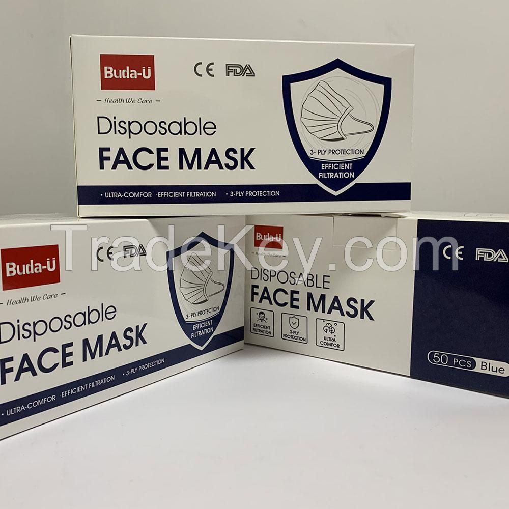 3-PLY SURGICAL MASK TYPE II