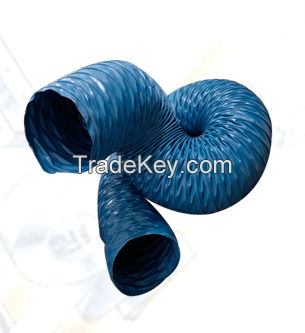 PVC tarpaulin Flexible duct(DEC-FC)