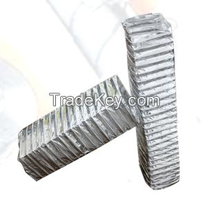 Aluminium Rectangular Flexible duct (DEC-A)