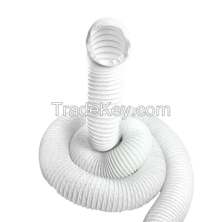 PVC coated Semi Rigid Flexible duct