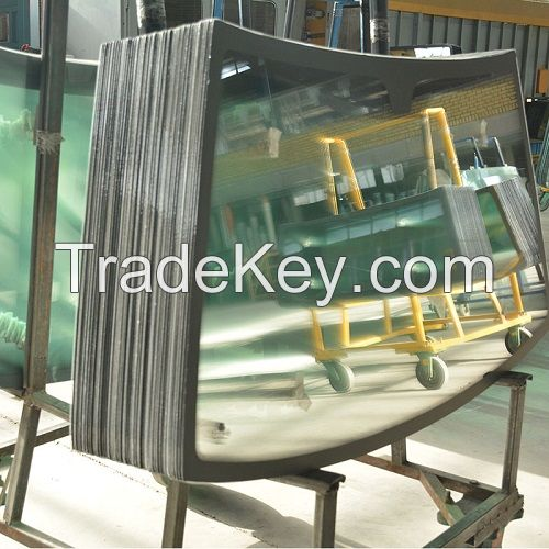 Automotive-glass