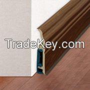 PVC Skirtingboard-Flooring Accessory