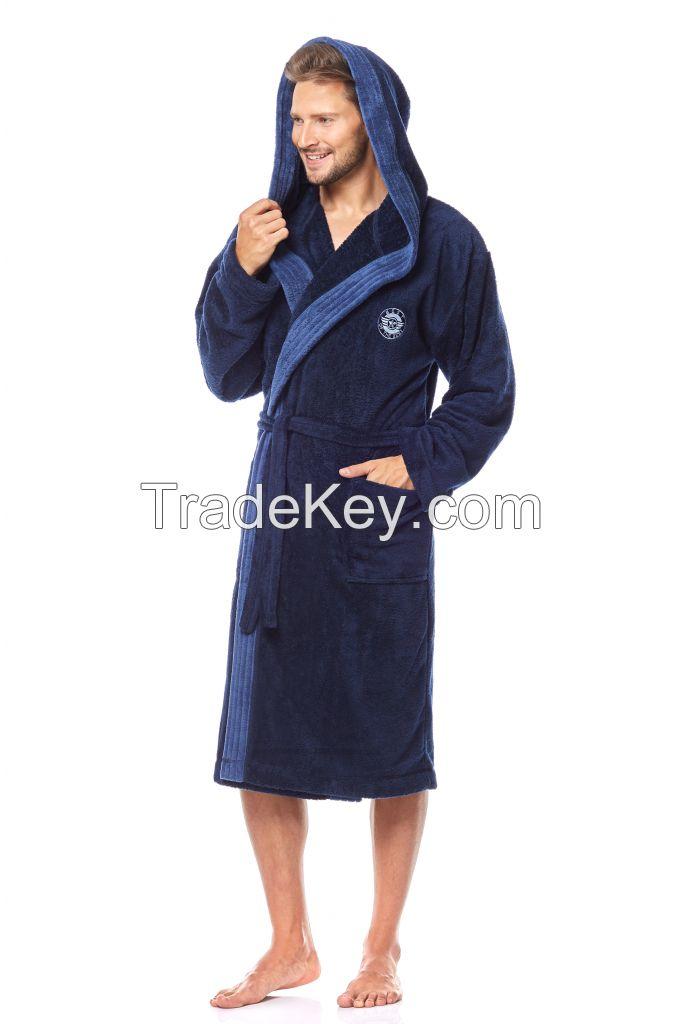 Women's, men's and children's bathrobe